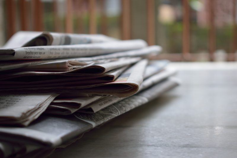Five things to consider before sending a press release