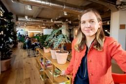 Christine Telyan, CEO of UENI of London